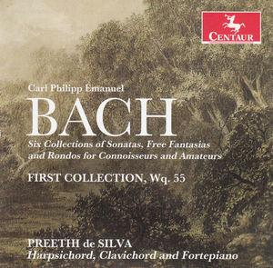 Six Collections of Sonatas /  Free Fantasias