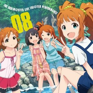 Idolmaster Live Theater Pence 08 (Original Soundtrack) [Import]