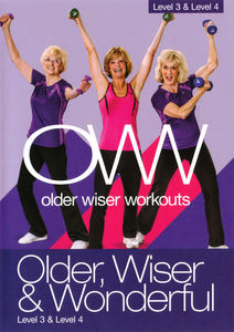 Older Wiser & Wonderful: Level 3 & 4 With Sue