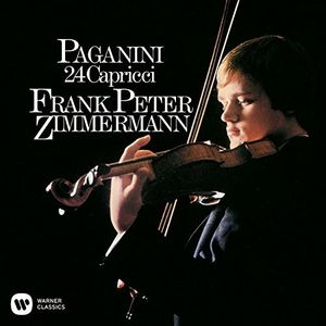 Paganini: Caprices. Op. 1