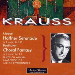 Haffner-Serenade + Beethoven