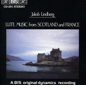 Scottish & French Lute Music