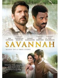 Savannah (Eng. DVD) [Import]
