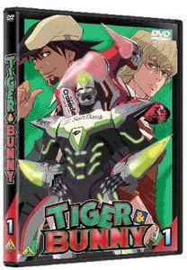 Tiger & Bunny 1 [Import]