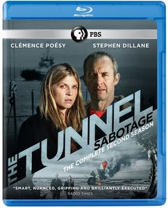 The Tunnel: The Complete Second Season - Sabotage