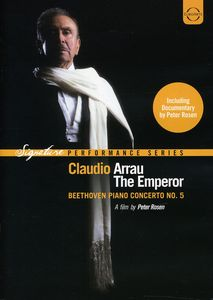 Claudio Arrau: Signature Performance Series