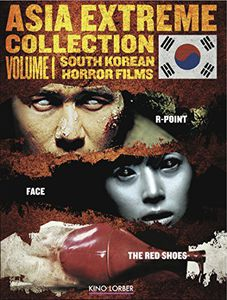 Asia Extreme Collection: Volume 1: South Korean Horror Films