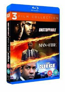Denzel Washington Boxset (3 Titles) [Import]