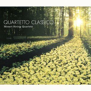 Mozart: String Quartet No.17