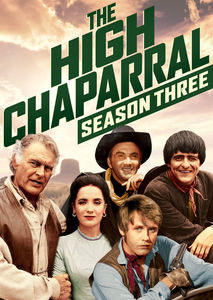 The High Chaparral: Season Three