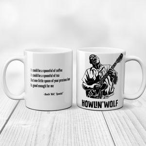 Howlin' Wolf Spoonful 11 Oz Coffee Mug