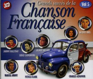 Grand Succes de la Chanson Francaise 5 /  Various [Import]