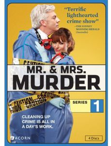 Mr. & Mrs. Murder: Series 1