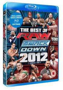 WWE : The Best of Raw & Smackdown 2012 [Import]