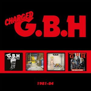 1981-84 [Import] , Charged Gbh