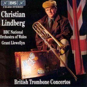 British Trombone Concerti