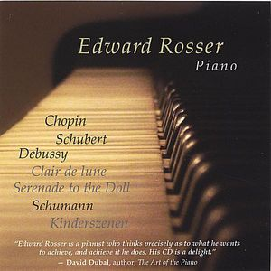 Edward Rosser Piano