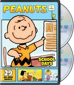 Peanuts by Schulz: School Days