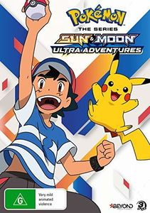 Pokemon: The Series-Sun & Moon Ultra Adventures Collection 1 [Import]