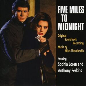 Five Miles to Midnight (Original Soundtrack) [Import]