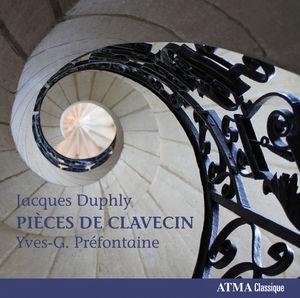 Jacques Duphly: Pieces de clavecin