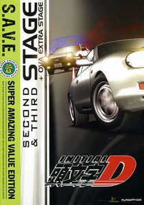 Initial D: Stage Two and Stage Three - S.A.V.E.