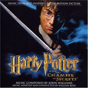 Harry Potter and the Chamber of Secrets (Original Soundtrack) [Import]