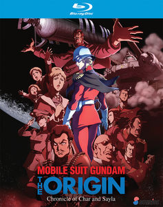 Mobile Suit Gundam the Origin: Chronicle of Char and Sayla