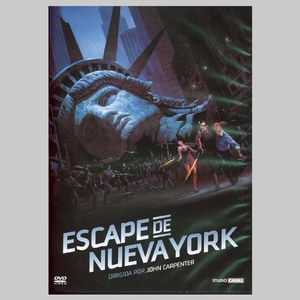 Escape de Nueva York [Import]