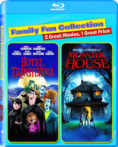 Hotel Transylvania /  Monster House