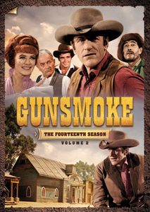 Gunsmoke: The Fourteenth Season Volume 2