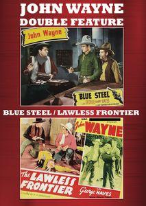 Blue Steel/ Lawless Frontier