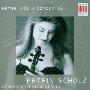 Violin Concertos Hob 7A 1 3 4