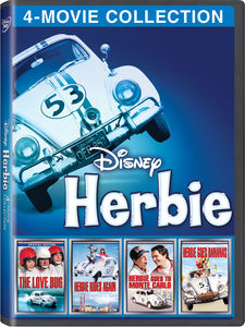 Herbie: 4-Movie Collection