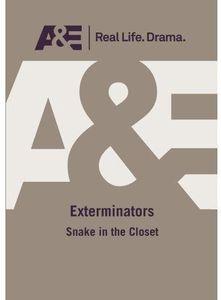 Billy the Exterminator: Snake Closet