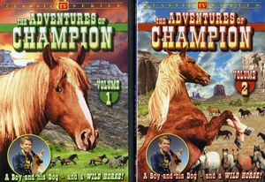 The Adventures of Champion: Volumes 1 & 2