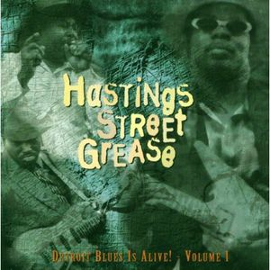 Hastings Street Grease, Vol. 1