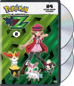 Pokemon The Series: XYZ Set 2