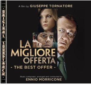 La Migliore Offerta (The Best Offer) (Original Soundtrack) [Import]