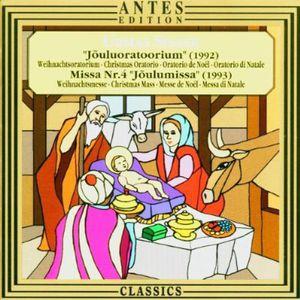 Jouluoratoorium /  Weihnachtsoratorium: Missa NR 4