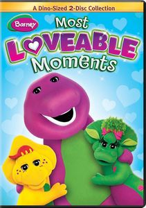 Barney: Most Loveable Moments - Dino-Sized