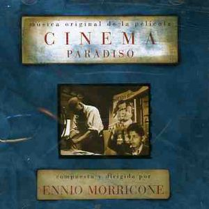 Cinema Paradiso (Original Soundtrack) [Import]
