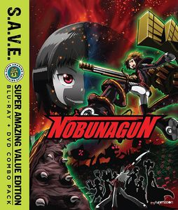 Nobunagun: The Complete Series - S.A.V.E.