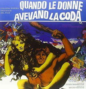 Quando Le Donne Avevano la Coda (Original Soundtrack) [Import]