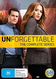 Unforgettable: Complete Series [Import]