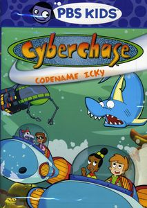 Cyberchase: Codename Icky & Harriet the Hippo and the Mean Green