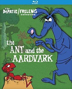 The Ant and the Aardvark (The DePatie /  Freleng Collection)