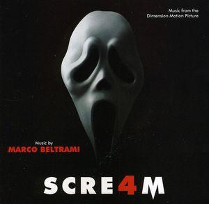 Scream 4 (Score) (Original Soundtrack)