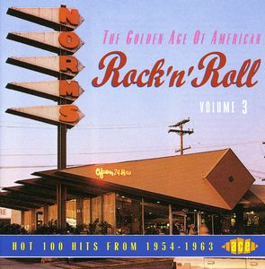 Golden Age of American Rock N Roll 3  Hot 100 Hits From 1954-1963/  Various [Import]