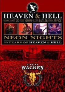 Neon Nights: 30 Years of Heaven & Hell-Live at Wac [Import]